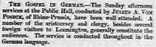 1862-07-12 The Royal Leamington Spa Courier 4