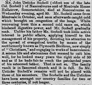 1883-01-11 The Cornishman 8 (Scobell)